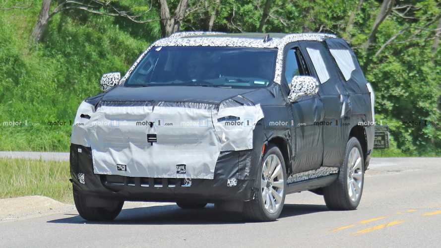 2021 Chevy Tahoe, Suburban To Debut On December 10