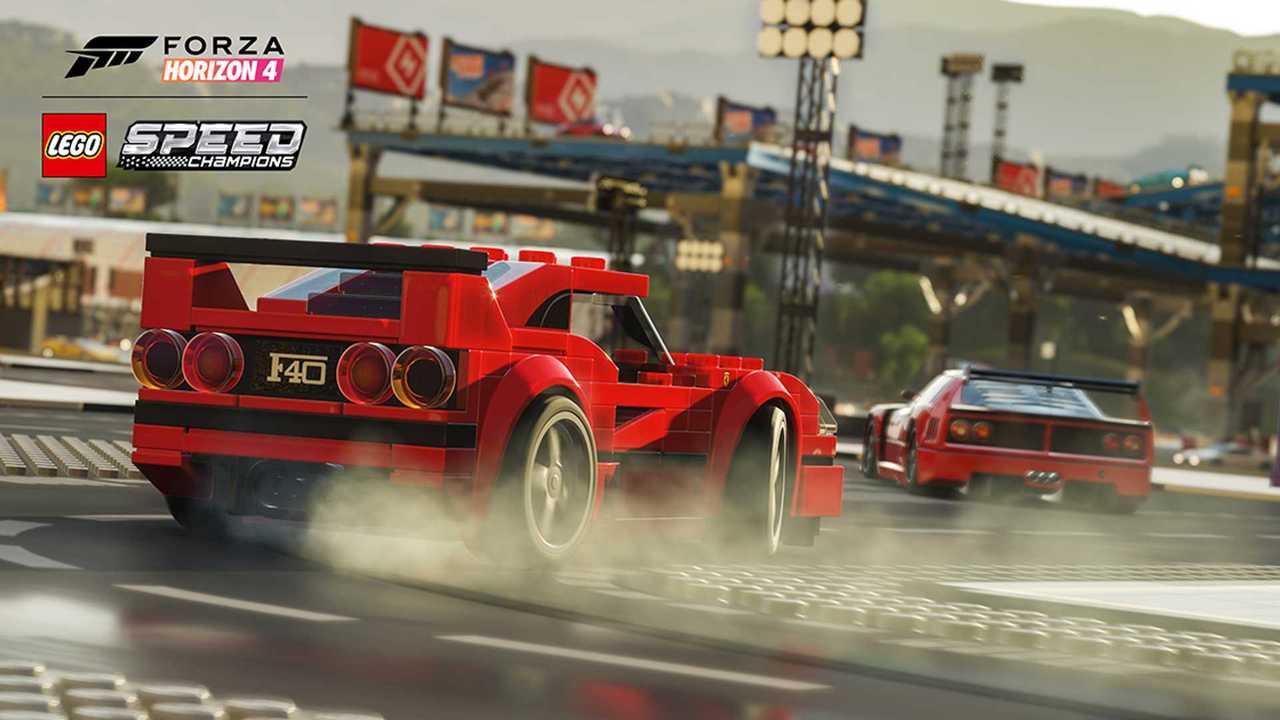 Forza Horizon 4 Lego Speed Champions 2 of 11 | Motor1 com Photos