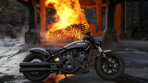 Indian Motorcycle, ecco la Jack Daniel's Limited Edition Scout Bobbers