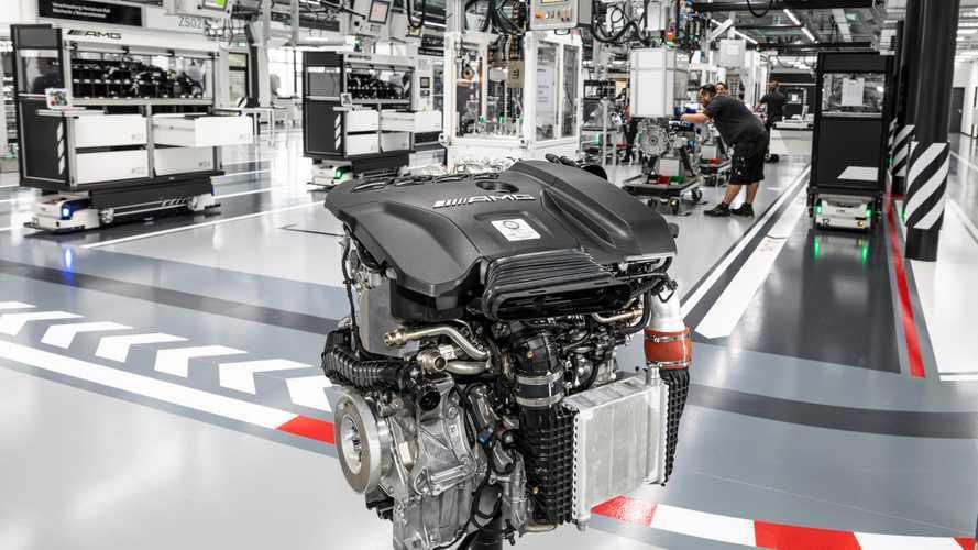 Mercedes-AMG A 45, 4 cilindri straordinari che spingono come 8