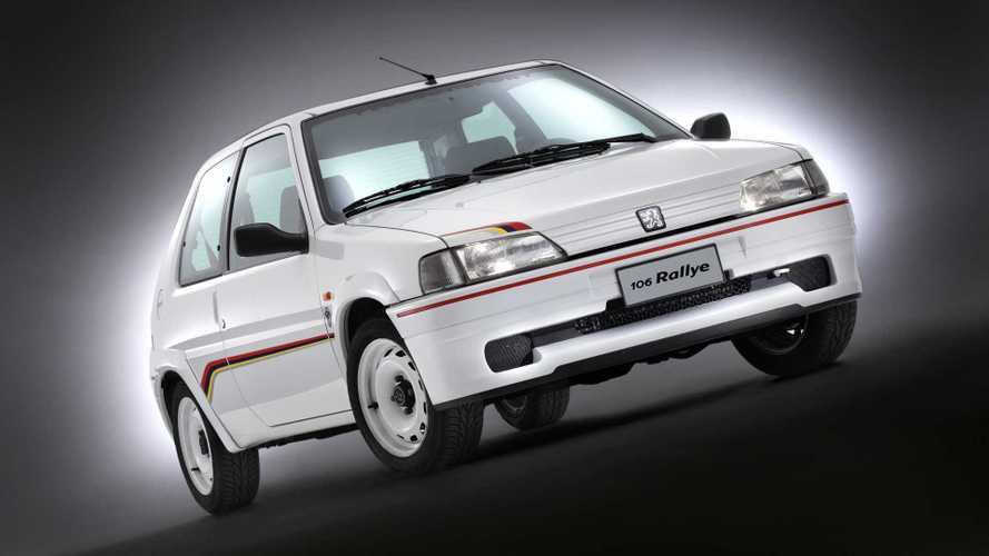 Peugeot 106 Rallye: un deportivo clásico inolvidable