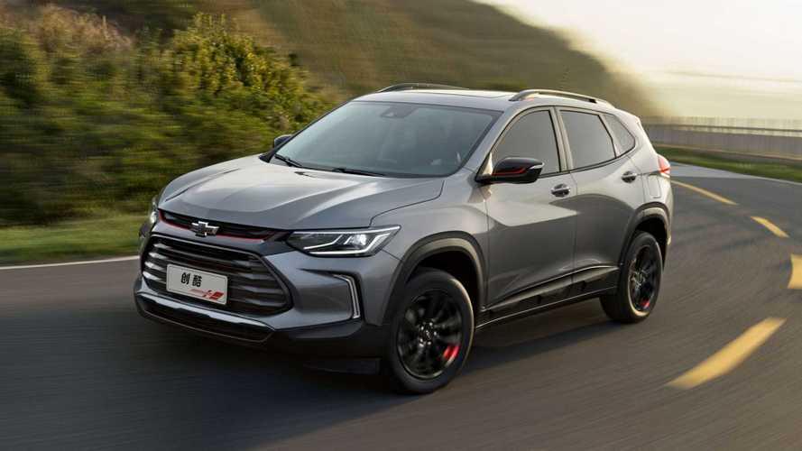 Novo Chevrolet Tracker é lançado na China com inédita opção de câmbio CVT