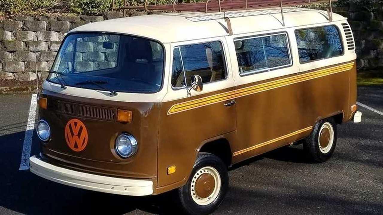 1978 Volkswagen Type 2 Bus