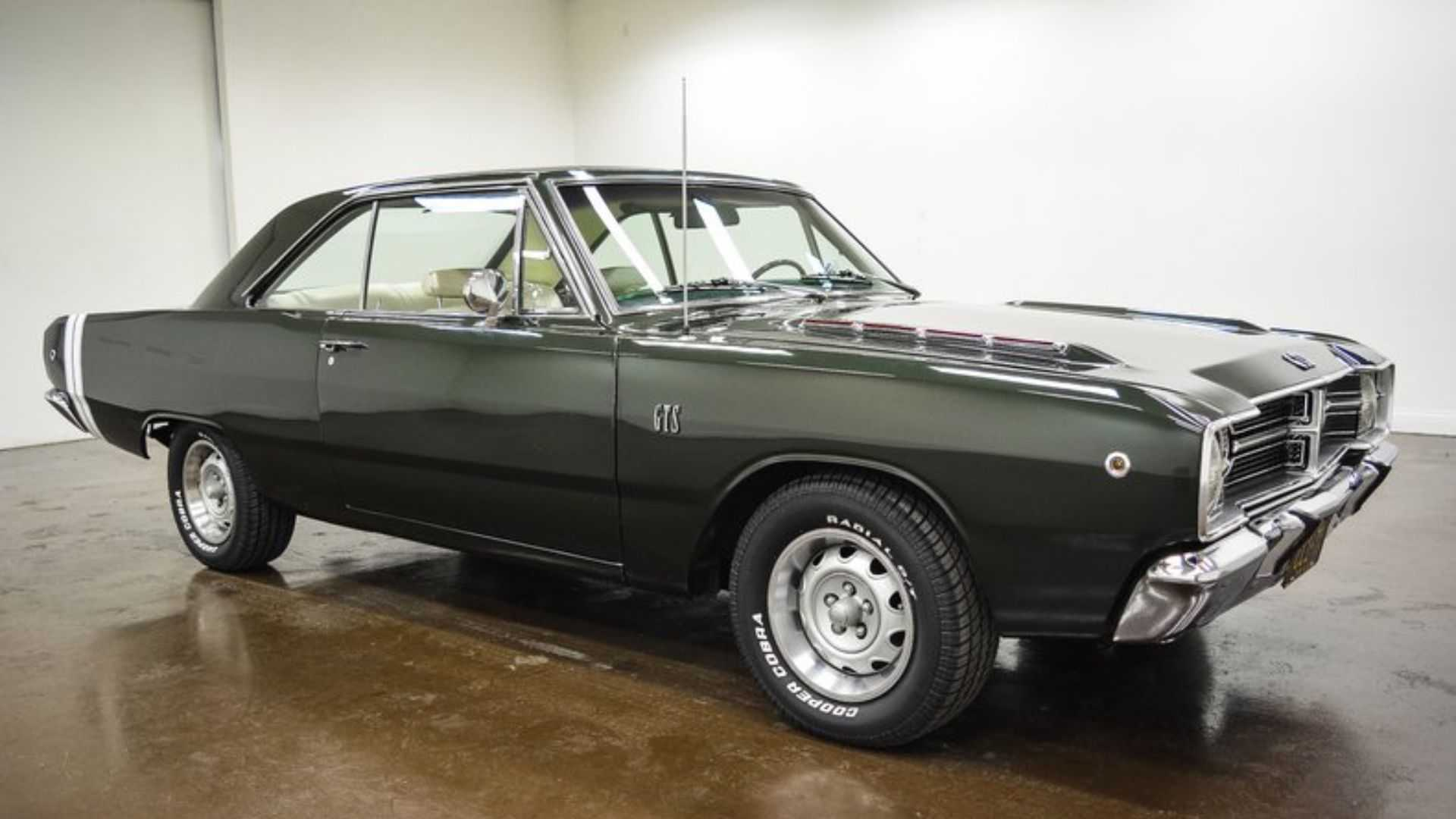 1968 Dodge Dart Gts Is A Lightly Used Heavy Hitter Motorious