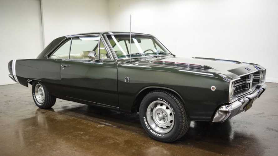 1968 Dodge Dart GTS Is A Lightly Used Heavy Hitter