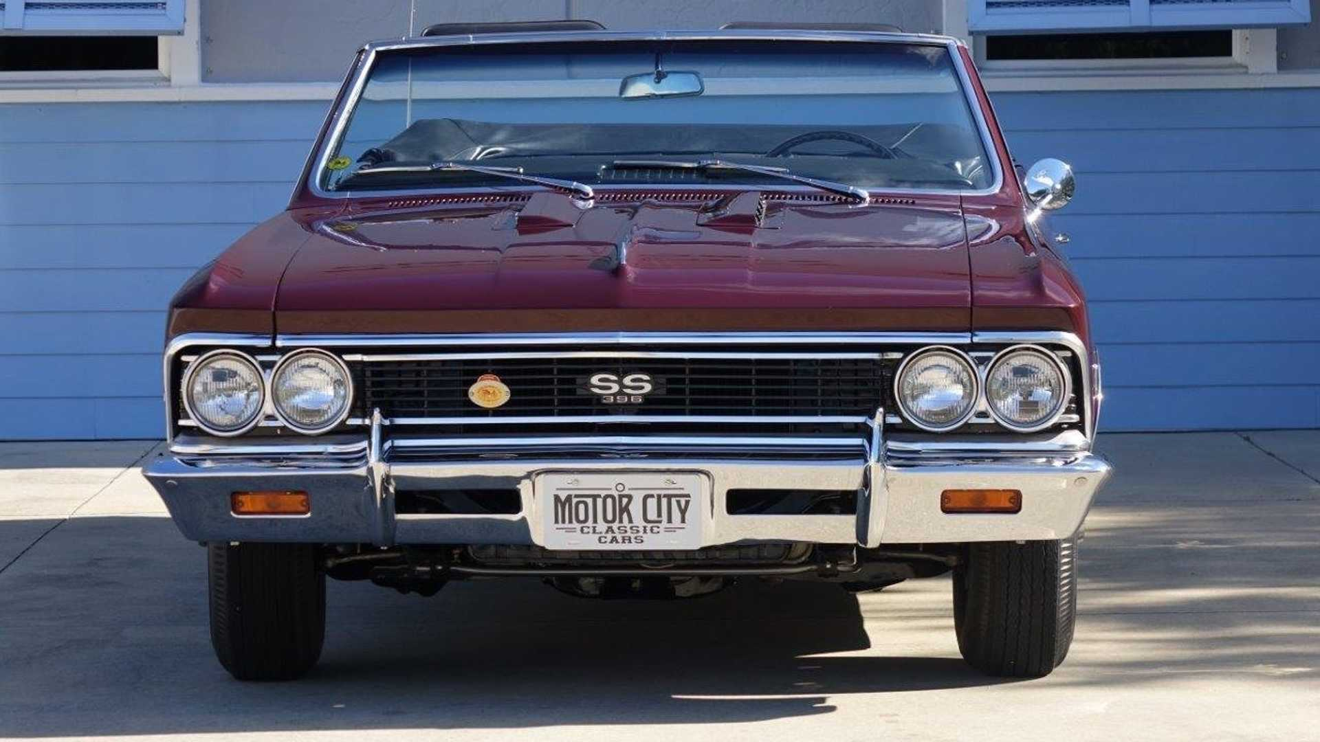 "[""Check Out The Often Underrated 1966 Chevelle SS396""]"