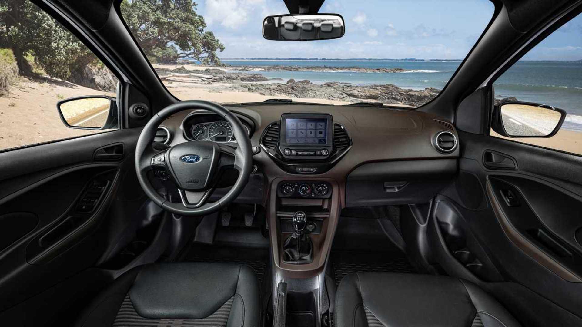 Ford Ka E Ka Sedan 2020 Ficam Ate R 2 420 Mais Caros