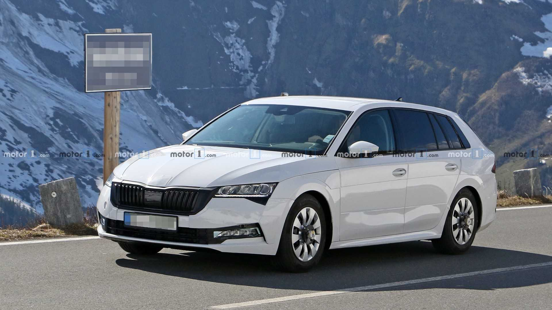 2020 New Skoda Superb Speed Test