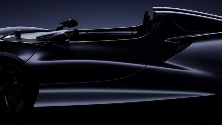 McLaren Speedster rumoured with high price, low weight