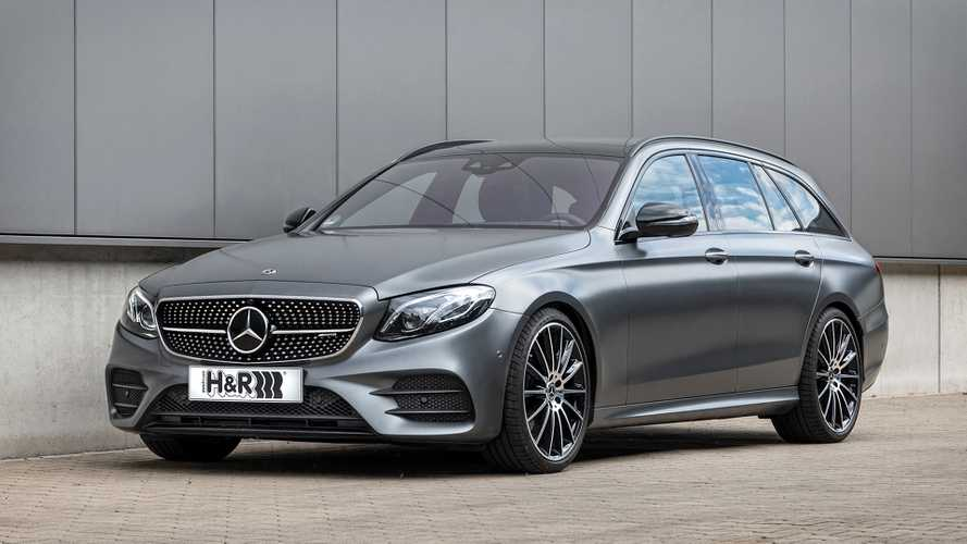 H&R Sportfedern für die Mercedes E-Klasse