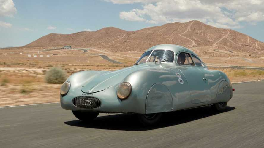 RM Sotheby's Ruined Its Porsche Type 64 Auction