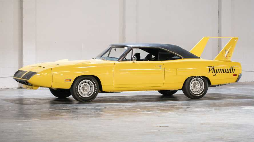 Low-Mileage 1970 Plymouth Superbird Is A Magnificent Mopar