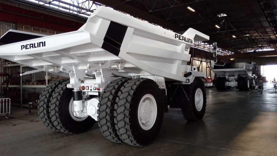 Scania fornisce i motori ai dumper Perlini