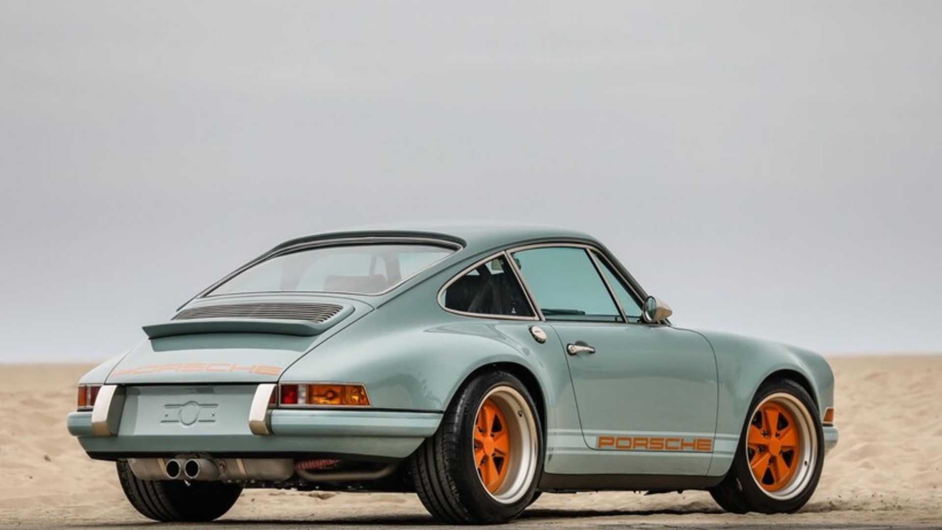 "[""1991 Porsche 911 By Singer Could Be Auctioned For $1M""]"