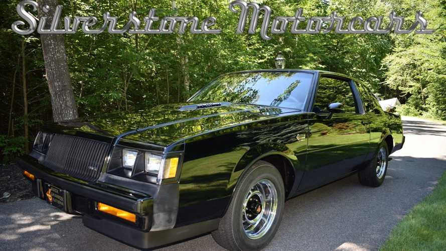 Will You Make Room For This Low-Mileage 1987 Turbo Grand National?