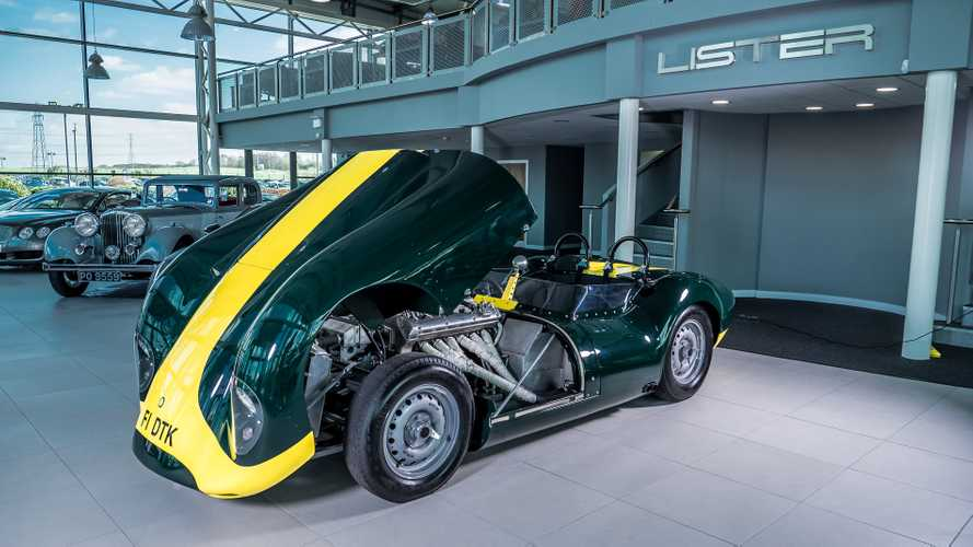 Lister to build new classic car showroom in Lancashire