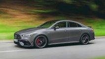 Mercedes-AMG CLA 45 4MATIC+ 2020
