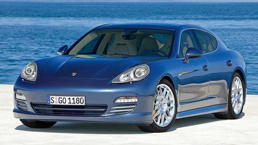 В России отзывают Porsche из-за риска возгорания