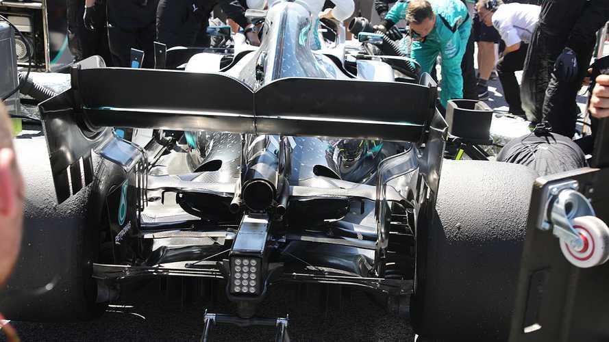 Mercedes F1, oltre i 30 gradi la power unit Phase 2 va in crisi