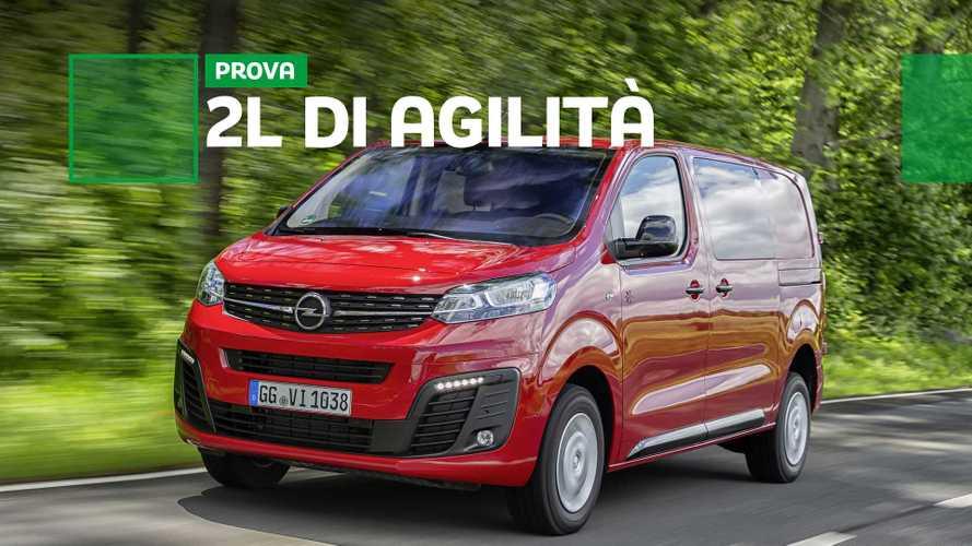 Nuovo Opel Vivaro, cambia le regole
