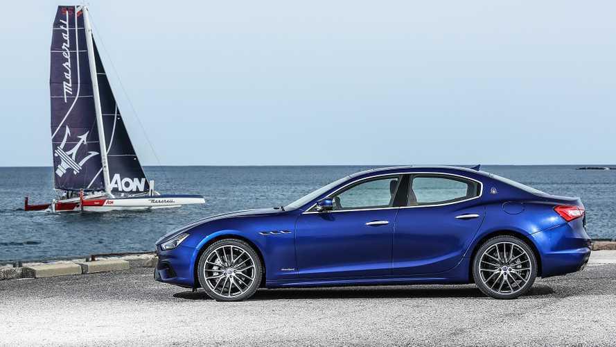 Maserati, tutte quelle col nome di un vento