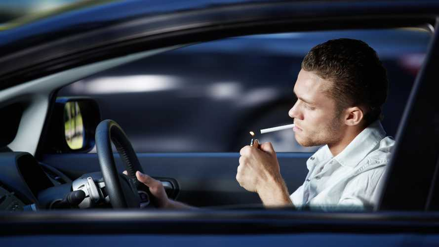 Smoking can reduce your car's resale value by £2,000