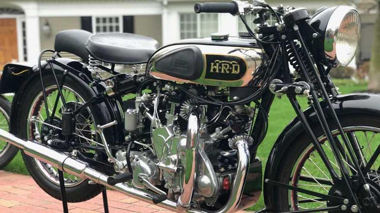 HRD series a