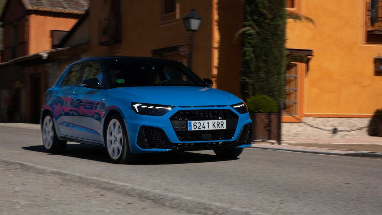 Prueba Audi A1 Sportback 30 TFSI 2019