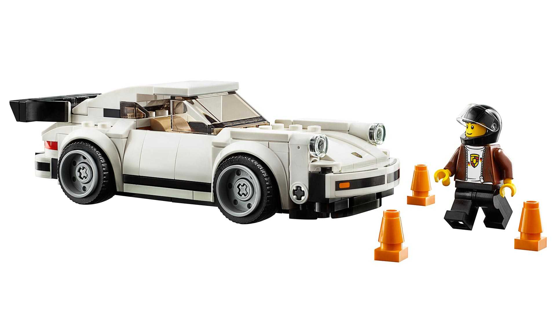 Lego Adds Classic 70s Porsche 911 Turbo To Speed Champions Lineup