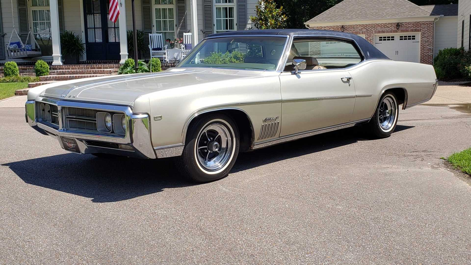 "[""You Need This 1969 Buick Wildcat Sport Coupe Right Meow""]"