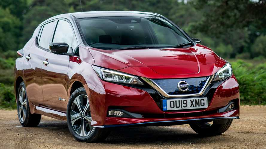 New Nissan LEAF e+ Details & Pricing Revealed For UK