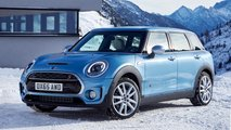 2019 Mini Clubman vs. 2015 Mini Clubman
