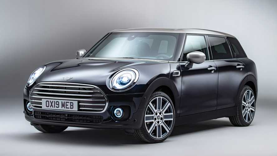 Next-Gen Mini Clubman Could Become Bigger, Morph Into SUV