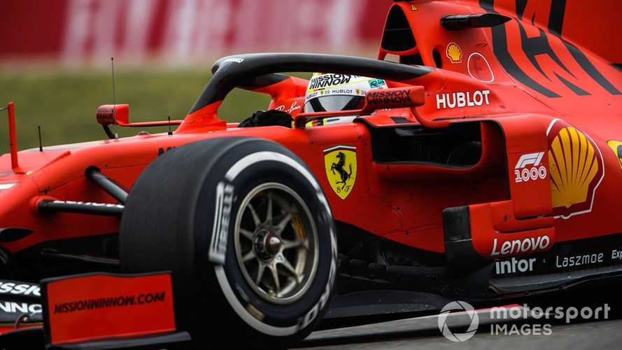 Rosberg: Ferrari has pitched car aero in 'wrong place'