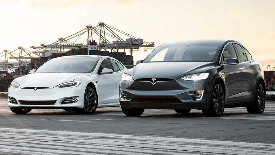 Tesla Model S e Model X, più autonomia per le elettriche