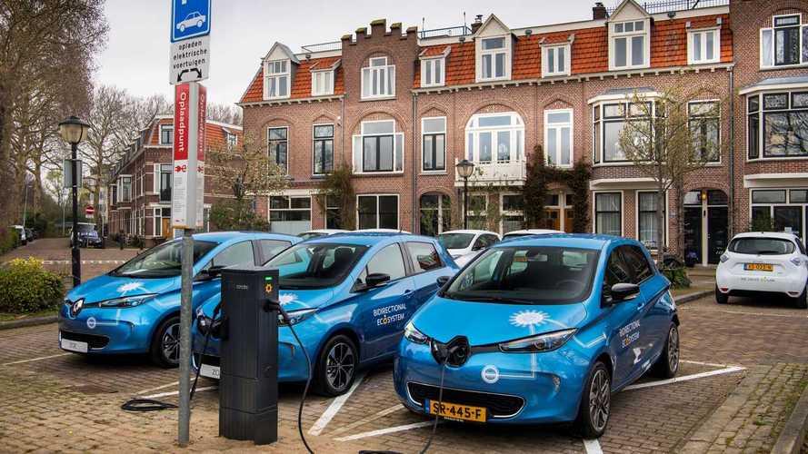 Renault expérimente la charge bidirectionnelle de ses voitures