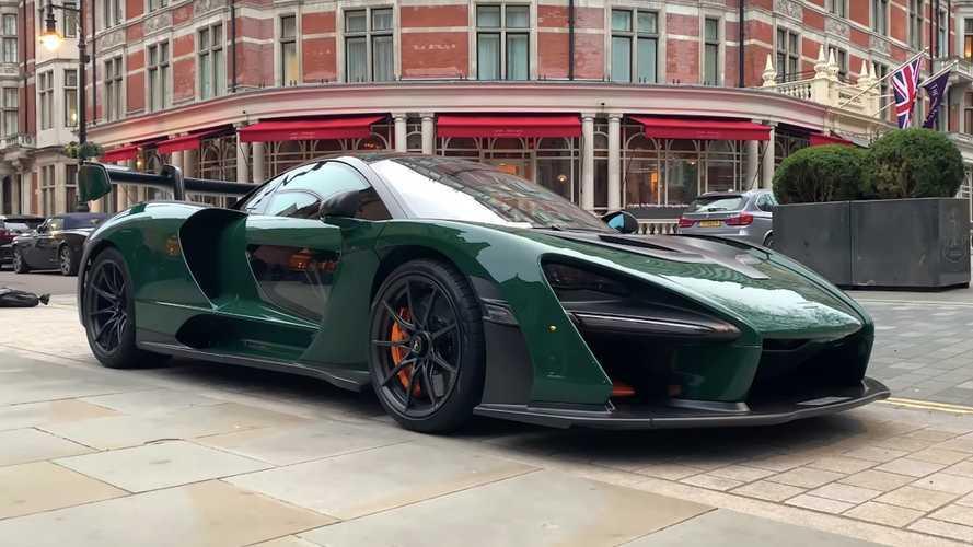 Vídeo: los mejores coches que circulan por Londres