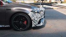 Mercedes-AMG A45 2019 Nurburgring foto spia