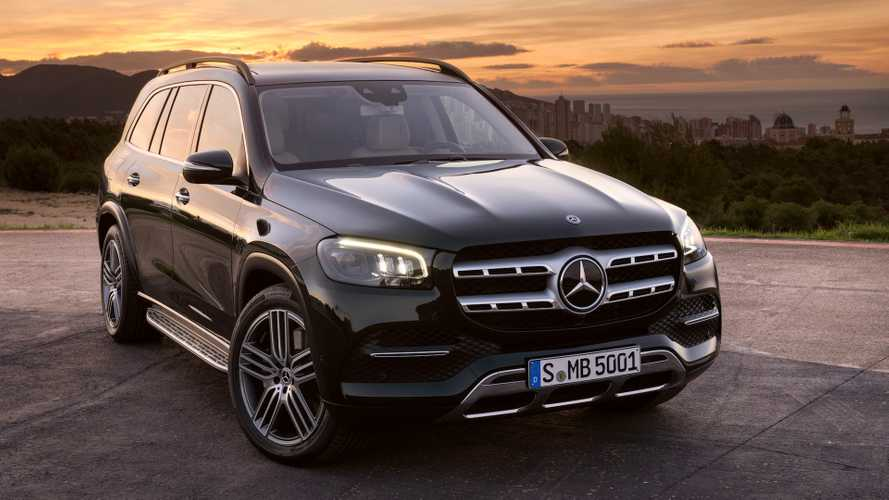 New Mercedes-Benz GLS now available for just under £74k