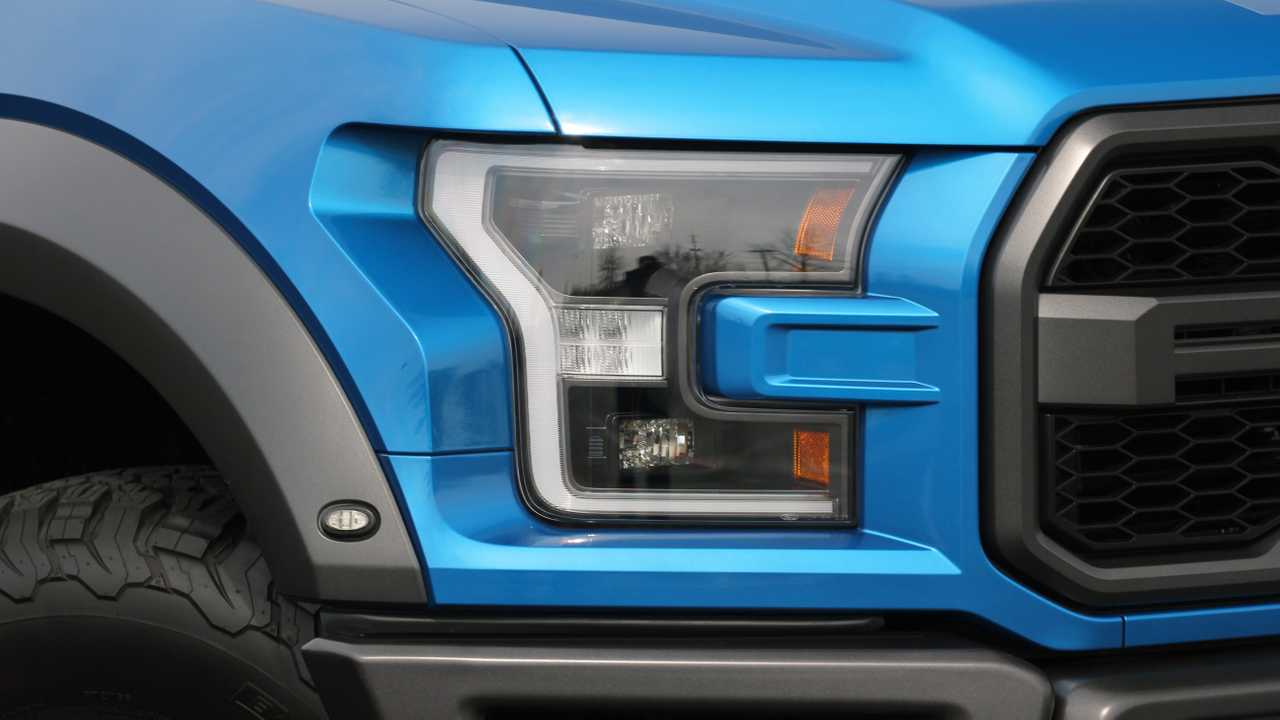 Ford F-150 Raptor With Hellcat-Rivaling V8 Reportedly In The Works