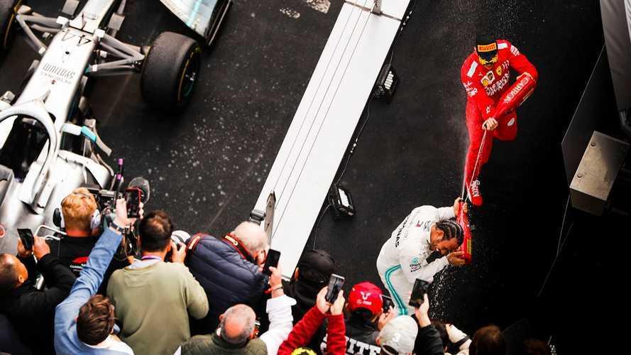 Mercedes da record nell'era ibrida della Formula 1