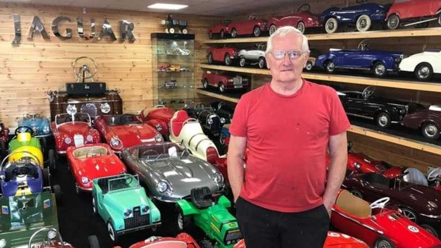 Restored Collection Of Vintage and Rare Pedal Cars To Be Auctioned
