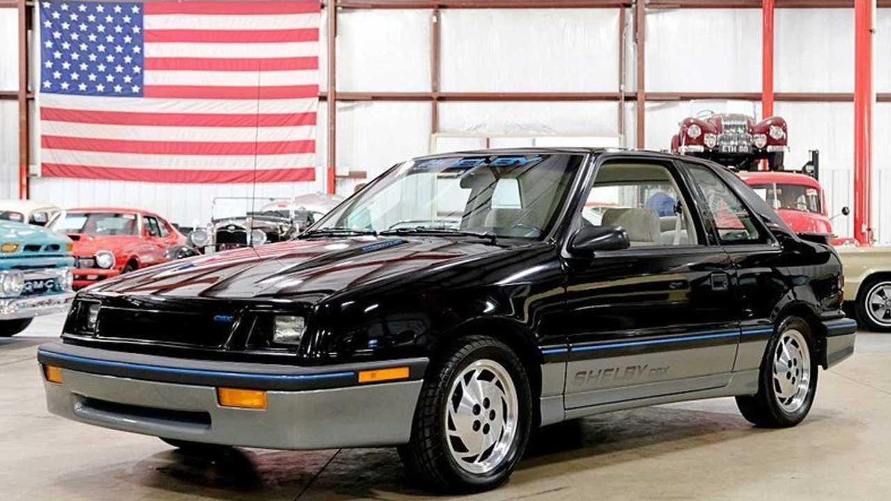 Turbo-tastic: 1987 Dodge Shadow Shelby CSX