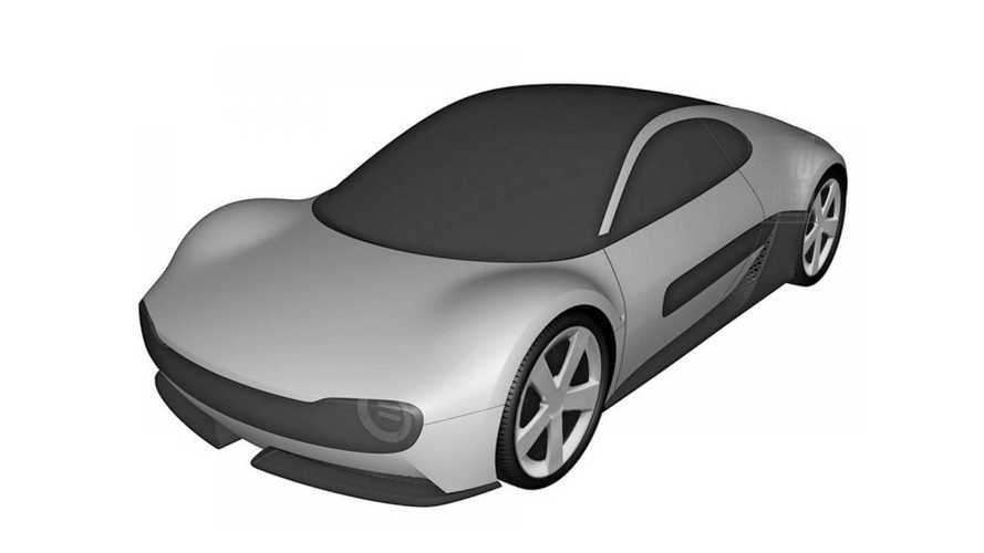 Patent images reveal possible new Honda EV sports car