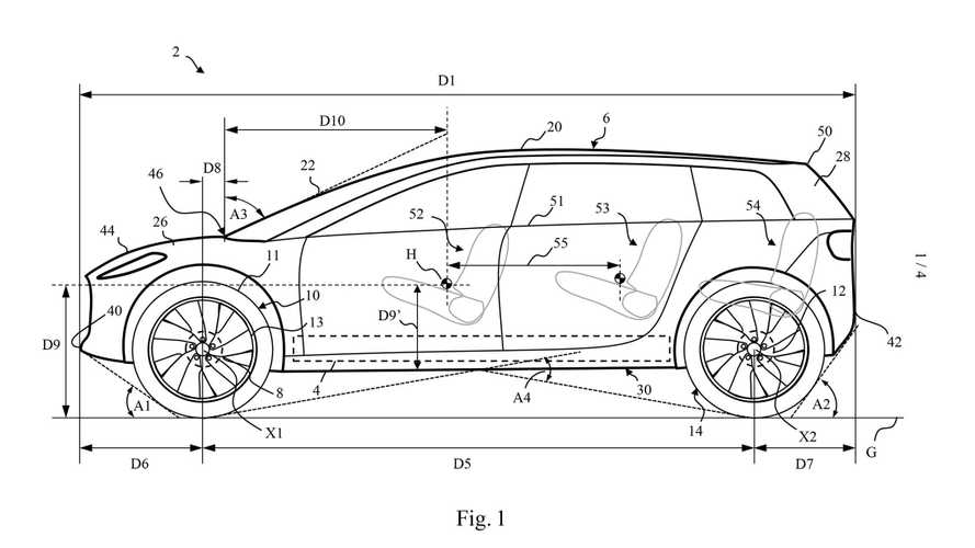Dyson Electric Crossover Takes Shape In Patent Filing