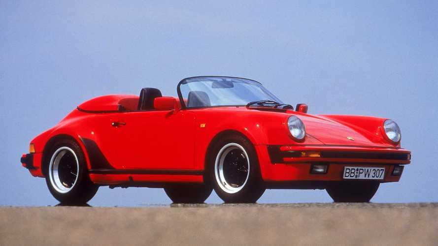 Porsche: Die Geschichte der Speedster-Modelle