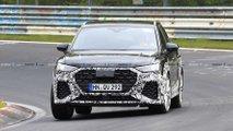 Audi RS Q3, le foto spia