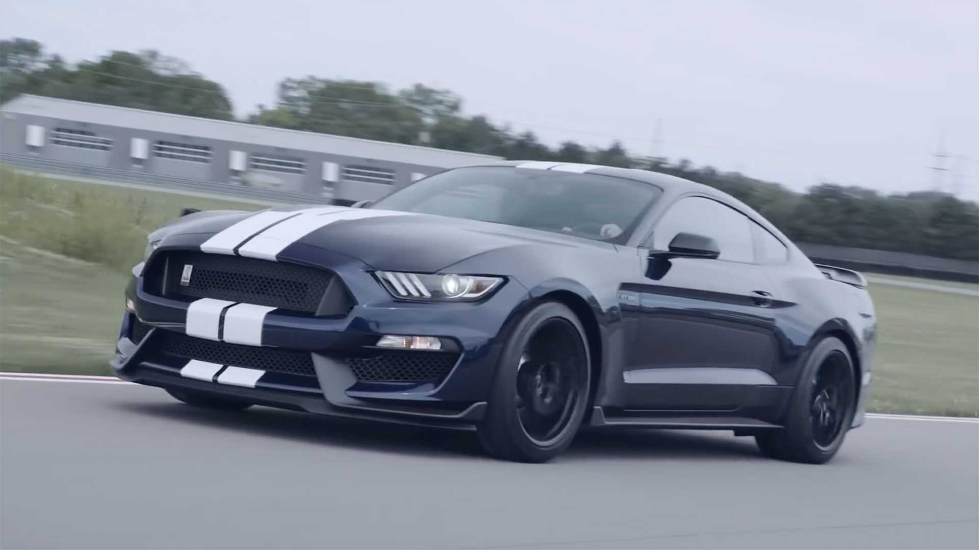 Watch Ford Detail Why The 2019 Shelby Gt350 Is So Great