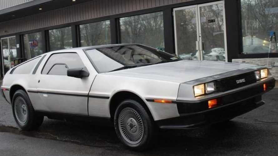 DeLorean DMC-12 Listings
