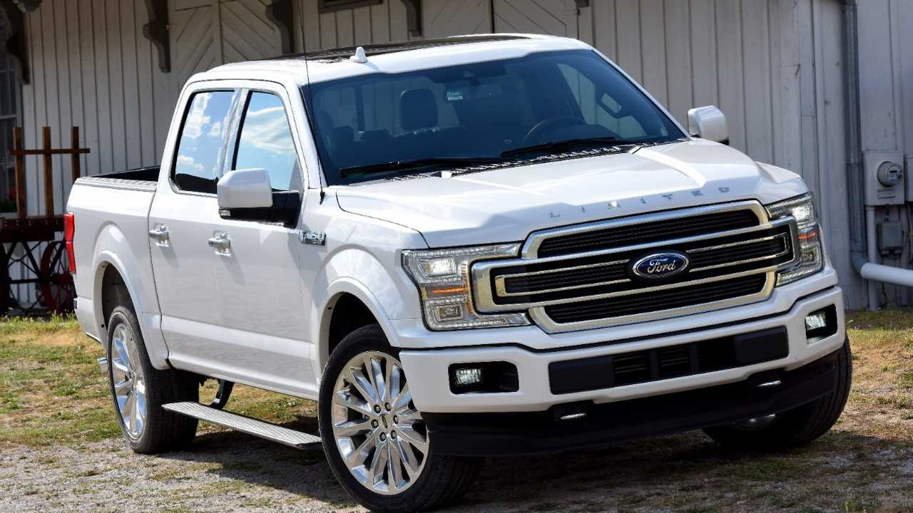 4. Ford F-150 Electric